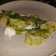English Pea Agnolotti