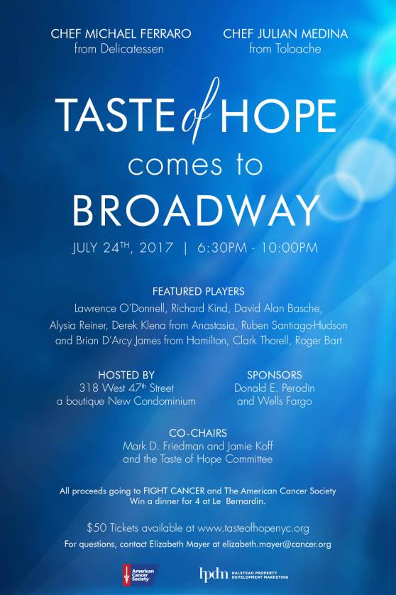 M Friedman Taste of Hope eblast v4