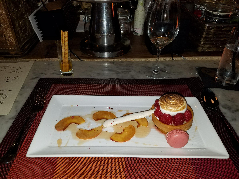 David Burke Fishtail Restaurant Week Menu